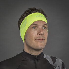 GripGrab Windproof Hi-Vis Hovedbeklædning, fluo yellow